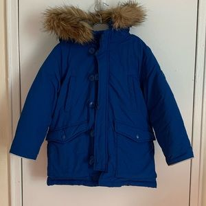 Toddler Boy's Gap Coat